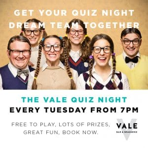 The Vale Quiz Night